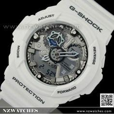 b8ed77cee20 Casio G-Shock Metallic Shadow 200M Sport Watch GA-300-7A