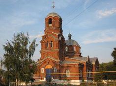 Church of St Michael the Archangel, Lipetsk, Russia