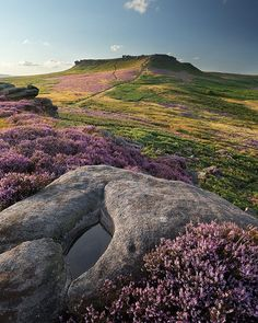 """landscape-lunacy: """"Carl Wark, Peak District, England - by Francis J Taylor """" Landscape Photography Tips, Mountain Photography, Nature Photography, Travel Photography, Peak District England, Places To Travel, Places To See, British Countryside, Urban Landscape"""