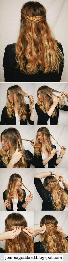 Check out Baobella for more #hairstyle #inspiration #idea #bbloggers #beautybloggers #quick #easy #stepbystep #makeupartist #mua #beauty #Hair #tutorial #DIY #howto #chignon #bun #braid #formal #prom #bridal #event #classic #chic #hobo #style #elegant #refine #gorgeous #stunning #fishtail