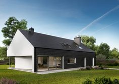 House in Poland on Behance