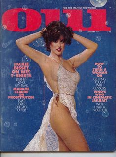 Oui Magazine January 1978 VG Readers Copy by JamesVintageJunk