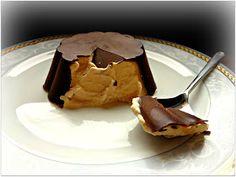 Veloce semifreddo da tenere sempre in freezer per le emergenze dessert. Ottimo servito con la salsa al cioccolato. La ricetta e' di Benede...
