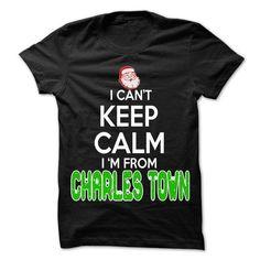Keep Calm Charles Town... Christmas Time - 99 Cool City Shirt ! T-Shirts, Hoodies (22.25$ ==►► Shopping Here!)