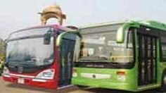 Low Floor Bus Route Single point solution to local transport in Jaipur like Low Floor Bus, Private City Mini bus, route information, fare charges, ...