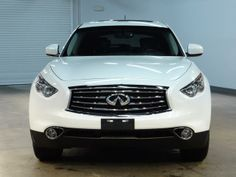 2013 Infiniti FX37 Base 4dr SUV SUV 4 Doors Moonlight White for sale in Little rock, AR Source: http://www.usedcarsgroup.com/used-infiniti-for-sale-in-little_rock-ar