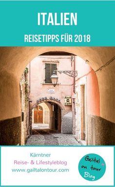 Reisen nach Italien! Dolce Vita und Dolcefarniente - Italien ist immer noch der Inbegriff von #Urlaub und Sehnsuchtsort in Europa