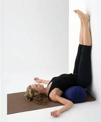 BEST yoga pose for fertility , after sex while trying to conceive  and thru the 1st trimester of pregnancy