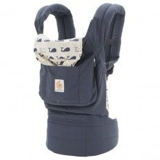 I would be lost without a soft-structured carrier like the Ergobaby. We use it for community events and long walks.