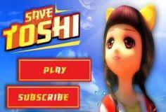 Toshi es una japonesa del mundo Manga que tiene que bailar en la plataforma verde con recuadros pero antes debes lanzar piedras a los pilares que sostienen las plataformas para que ella caiga en la plataforma verde sana y a salva. Para jugar a este videojuego debes tener instalado el plugin de Unity web Player. Resuelve los problemas de Toshi en un juego de unity 3D totalmente gratis sin descargas.