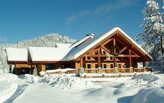 Winter Wedding, Beaver Creek Lodge in Leavenworth, WA