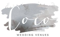 Coco Wedding Venues is a style focused wedding venue directory showcasing beautiful venues and locations perfect for the discerning Bride & Groom.