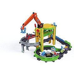Car Seat & Stroller Toys StackTrack Motorized Drop Load Dash