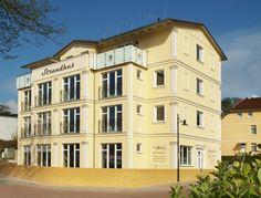 Aparthotel Strandhus in Deutschland