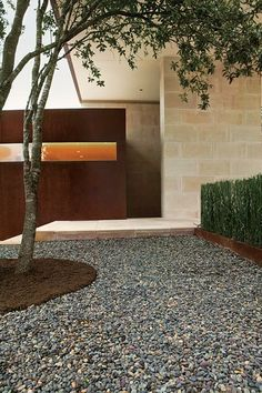 A Tiered Garden in Austin, Texas, Slide Show Garden Design Calimesa, CA