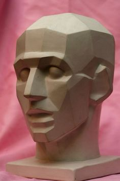 обрубовка головы анфас - Поиск в Google