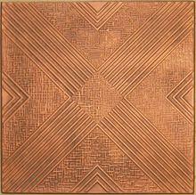 "Hidden Treasure - Styrofoam Ceiling Tile - 20""x20"" - #R 34"
