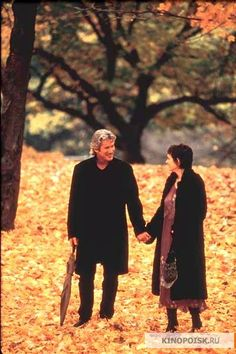 Richard gere and winona ryder in Autumn in New York