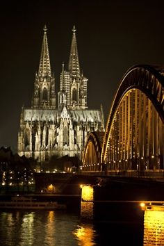 Cologne Cathedral, Germany.