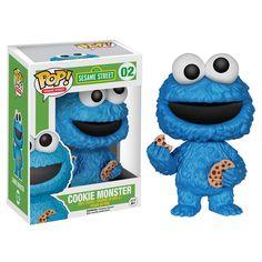 Sesame Street Pop! Vinyl Figure Cookie Monster