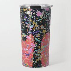Volcano Travel Mug by beebeedeigner Best Water Bottle, Stay Hydrated, Volcano, Drinking Water, Travel Mug, Mugs, Inspiration, Design, Art
