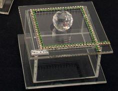 "CTF - BOMBONIERA BOX ""GREEN"""