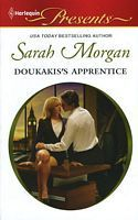 Doukakis's Apprentice by Sarah Morgan (Goodreads Author) With her privately-owned company in emergency, Polly Prince does her best to resist the urge to panic. Be that as it may, diligent work alone can't spare her London organization from a takeover by the scandalously heartless Damon Doukakis… or her traitorous body from the deadly erotic nature of her boss!As his new disciple, Polly goes with Damon to Paris to arrange the most difficult business arrangement of her life! More awful still…