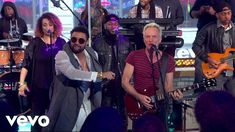 Sting & Shaggy - Don't Make Me Wait (Live On Good Morning America/2018)