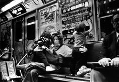 NYC Subway, 1970s