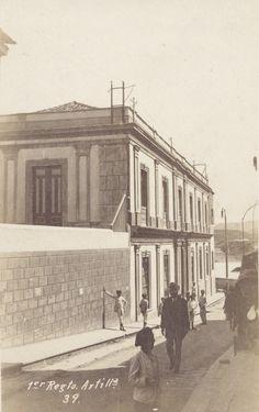 Primer Reghistro 1939 Tegucigalpa, Honduras Tegucigalpa, Honduras, Taj Mahal, Country, Architecture, Drawings, Painting, Vintage, Beauty