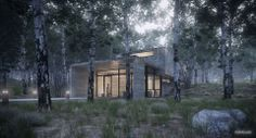 Making of House in the Forest