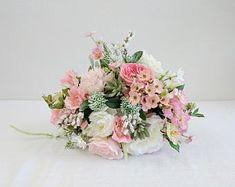Jun 13 shop spotlight the faux bouquets flowers pinterest wedding bouquet bridal bouquet silk flower bouquet wedding etsy mightylinksfo
