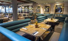 Wildwood restaurant by Design Command, Lincoln – UK » Retail Design Blog