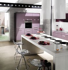 purple kitchen decor Archives - Home Caprice - Your place for home