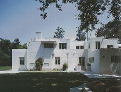 Clarke House- Irving Gill