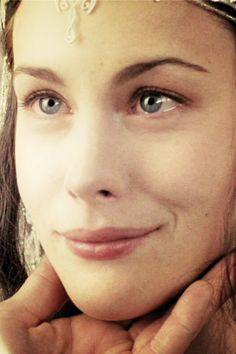 - not Hobbit stuff, but Liv was one of the most magical female characters to be in the first movies. Liv tyler is pretty awesome <3