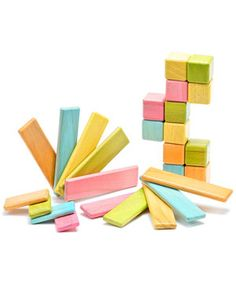 Tegu magnetic blocks are in-stock at Smith Galleries. They are great toys for kids of all ages...architects love them.