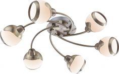 Plafoniera GALVIN 56101-6D marca Globo Measuring Spoons, Design, Measuring Cups