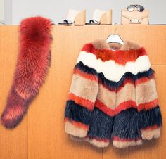 Street Style Essentials | The Coveteur - love this Barbara Bui Coat