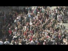 Charleston Flashmob Copenhagen