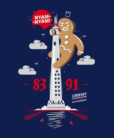 CODE501 for the city of Yekaterinburg by CODE501 - CREATIVE BAND ! , via Behance