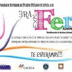 """Se llevará a cabo la nueva edición de la """"Expo Feria Tec 2014"""", por parte de la Licenciatura en Administración del ITSPP"""