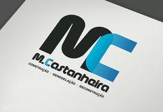 Design e concepção de Logótipo para a Empresa M. Castanheira, Lda.