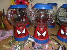Spider-Man Gumball Machine