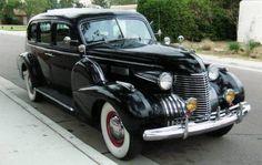 1940 Cadillac Series 75 Limousine