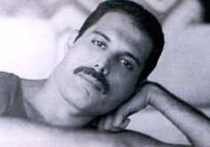 Lots of Freddie love here. Gone too soon! I just love this pic of Freddie. He looks so content.