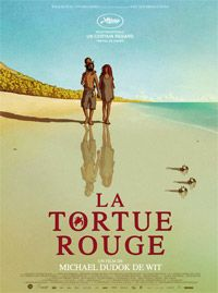 La Tortue rouge - le film