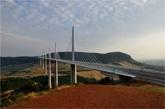 Millau Viaduct, Southern France - Jacqueline Allott Photography, Sir Norman Foster, Millau, www.jacqs.co.uk