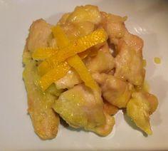 Mamma e' pronto?: Bocconcini di pollo al limone GLUTEN free