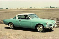 Studebaker 1953 - source 40s & 50s American Cars.